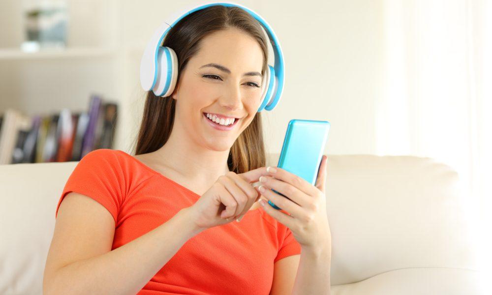 Музыка в телефоне