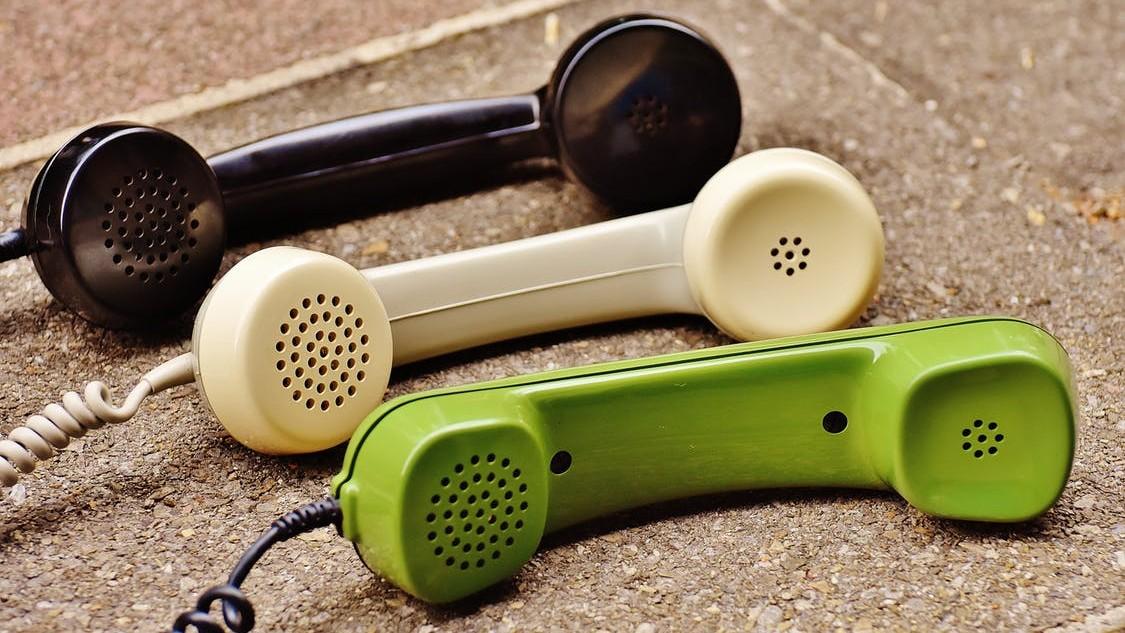 Различные телефонные звонки
