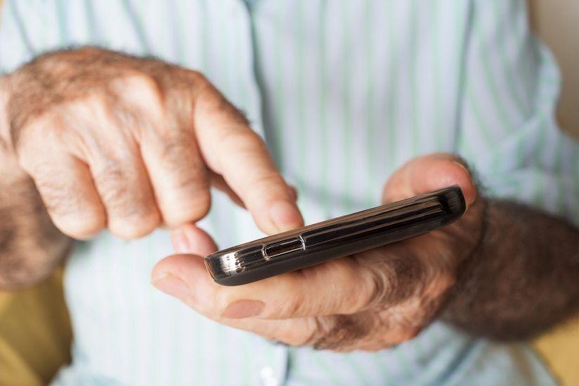 соцсети в телефоне