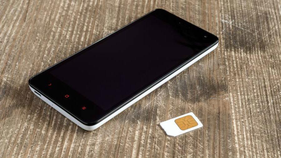 відновити телефон и симка